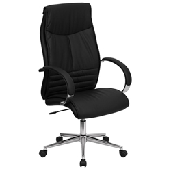 Edward Office Chair in Black