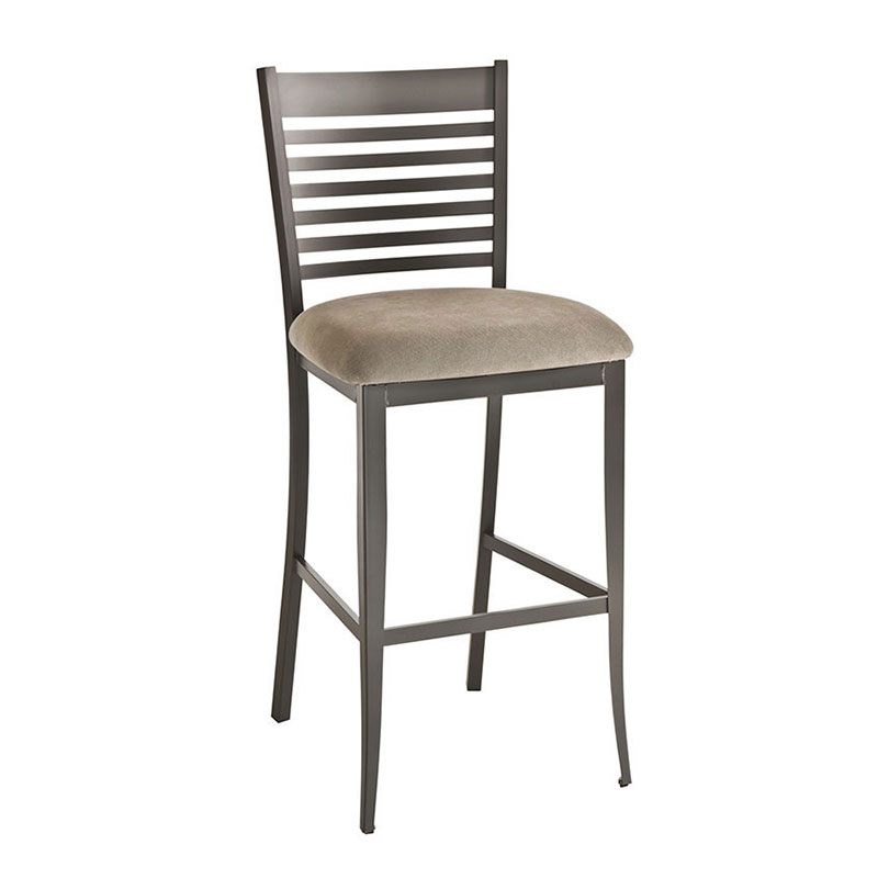 Elista Counter Stool in Metallo