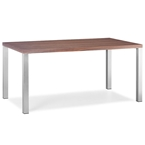 gilmore contemporary dining table