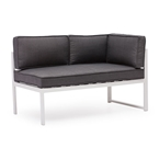Girona Modern Outdoor Chaise Lounge