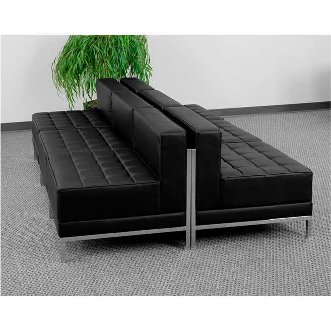 Innsbruck Armless Chair - Lobby Furniture