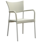 inverness modern outdoor dining chair