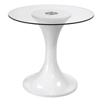 joshua table with 32 inch glass