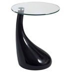 Juliet Side Table in Black