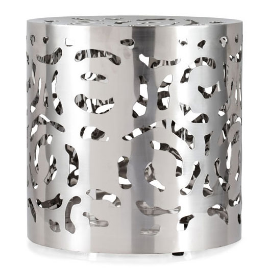 kirkland stainless steeel stool
