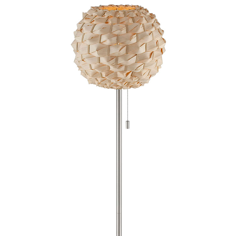 Lacroix Modern Floor Lamp - Shade Detail