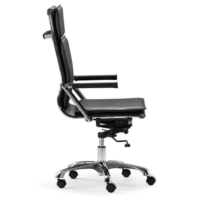 Lider Plus High Back Office Chair - Side