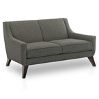 Lloyd Loveseat in Storm Gray