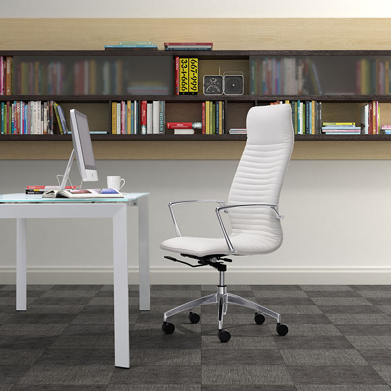 lisse high back modern office chair - room