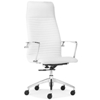 lisse high back modern office chair
