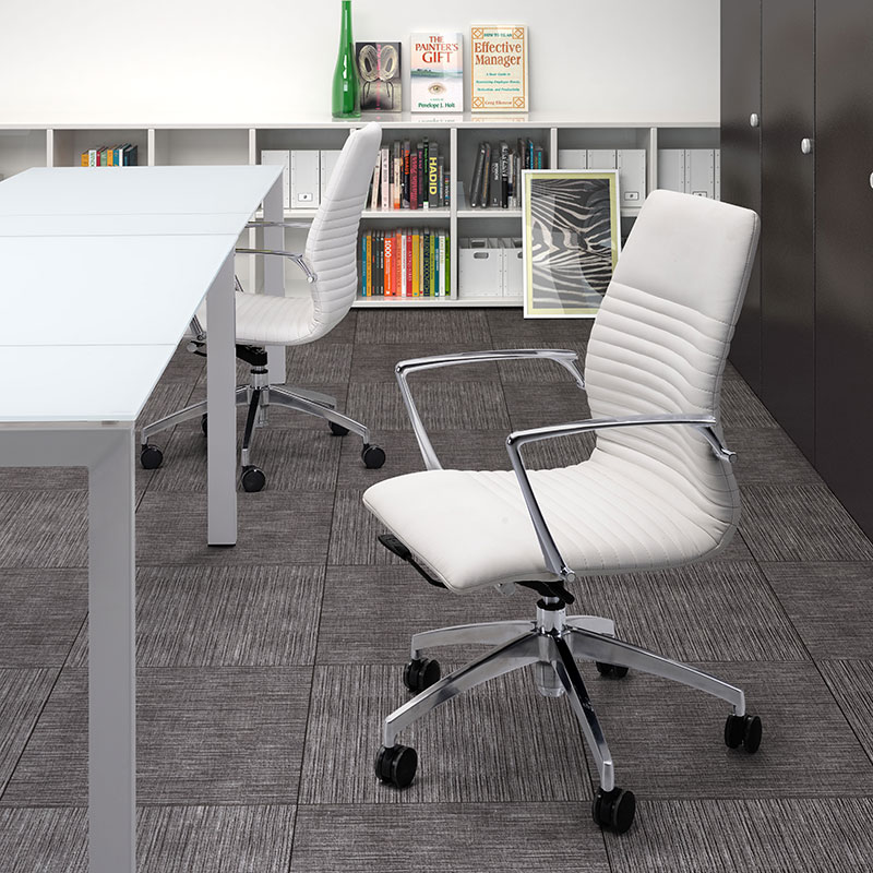lisse low back modern office chair - room
