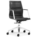 Lockwood Modern Low Back Office Chair