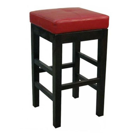 val bar stool in red