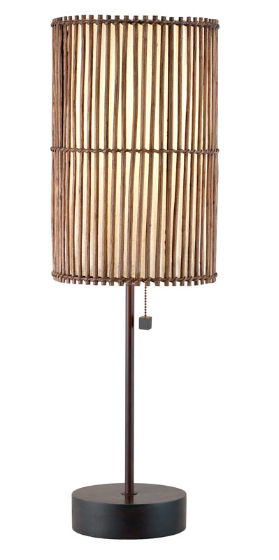 Maui Table Lamp Modern Table Lamps Eurway Furniture