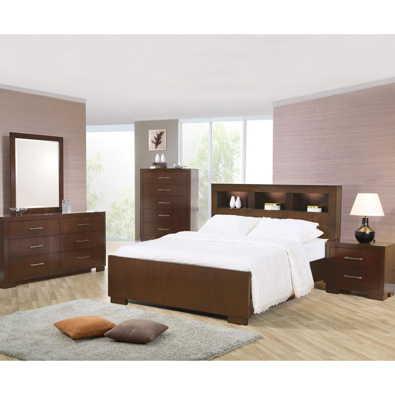 Jess Contemporary Bedroom Furniture