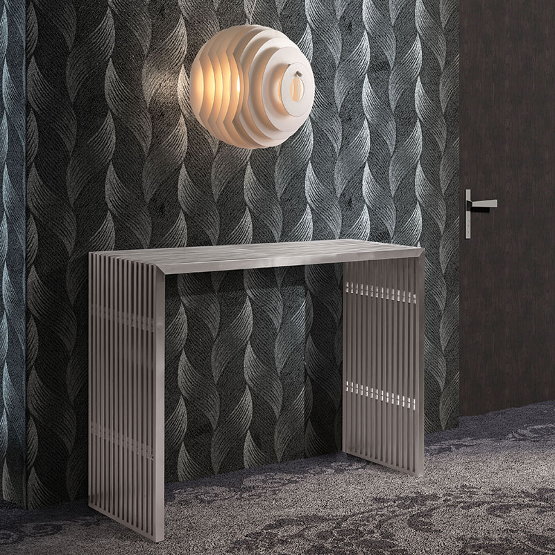 Novel Modern Stainless Console Table