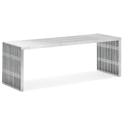novel double bench