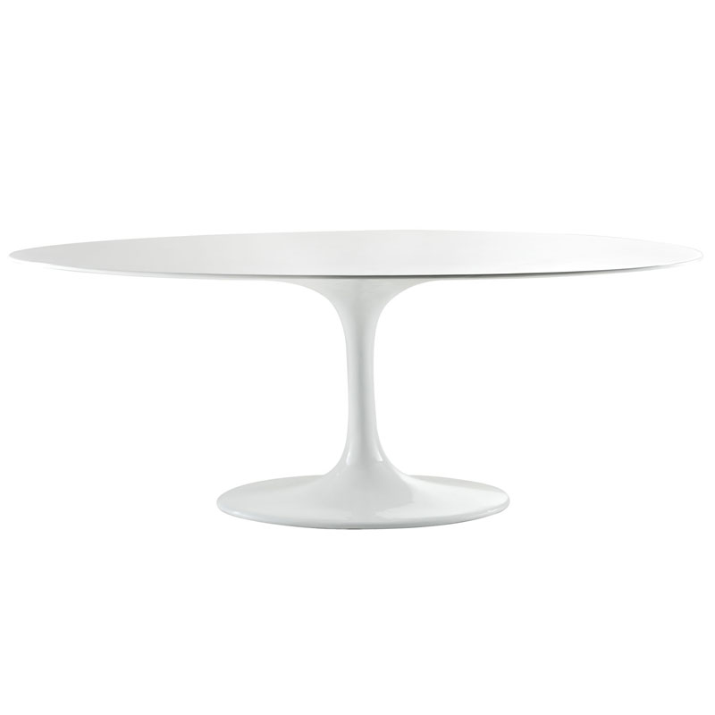Odyssey Oval Dining Table Modern Dining Tables Eurway