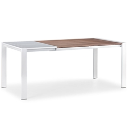 Oleo Modern Extension Table - Extended View