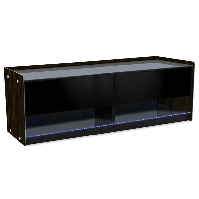 Oslo tv stand modern entertainment centers eurway for Petite table tv