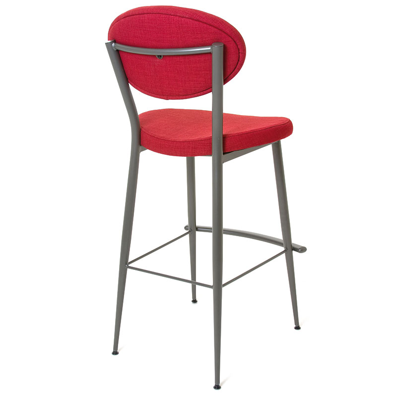Oswald Contemporary Metal Barstool