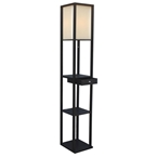 Patrick Storage Floor Lamp