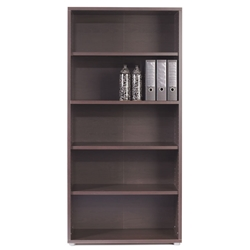Prague Medium Modern Bookcase