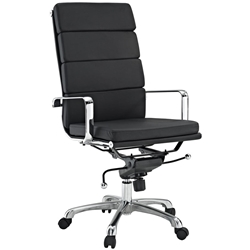 Pro High Back Office Chair in Black