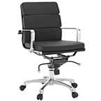 Pro Low Back Office Chair in Black