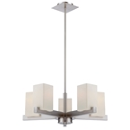 Randolph Modern 5-Light Chandelier