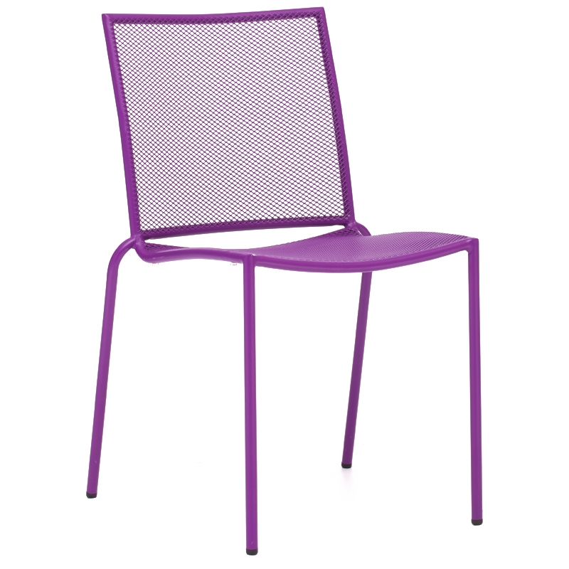 rebecca modern outdoor dining chair