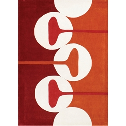 Quasar Contemporary Rug