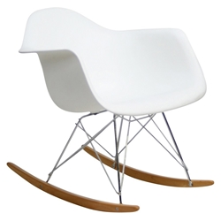 Retro Rocking Chair