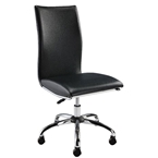 Rhodes Armless Office Chair