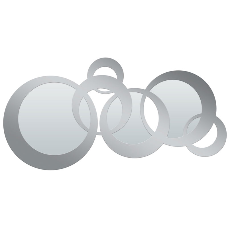 rings contemporary mirror