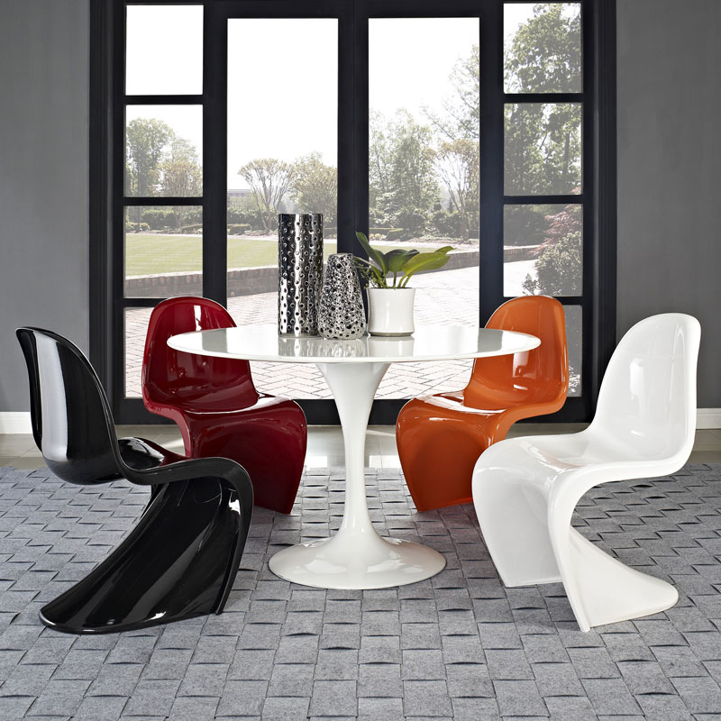 S Modern Classic Dining Chair