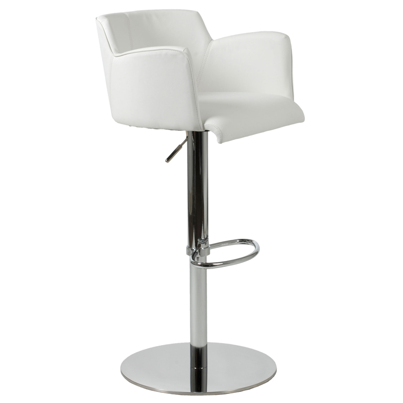 summit adjustable bar stool