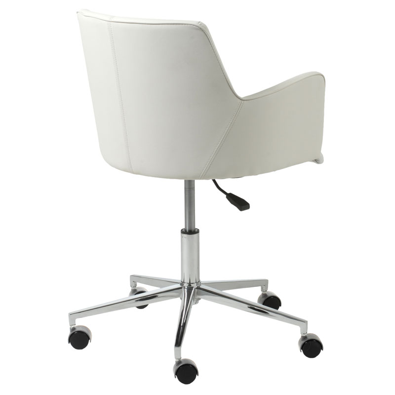 summit office chair - back view