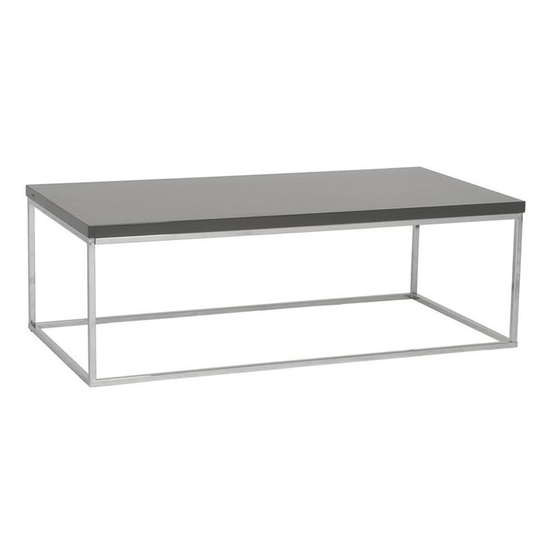 ted rectangle coffee table
