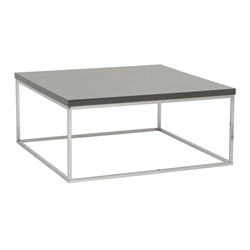 ted square coffee table