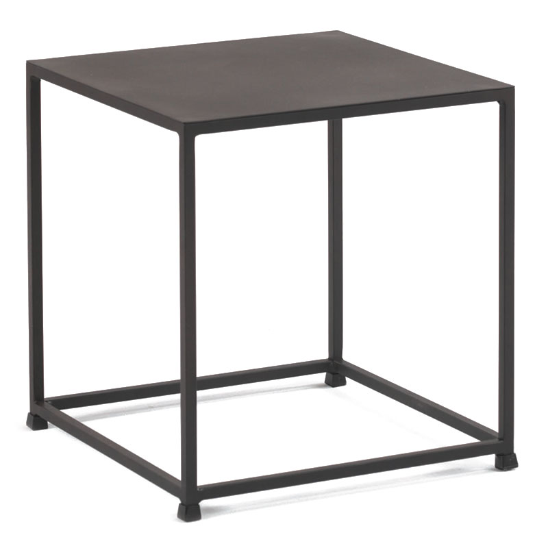 uptown modern end table