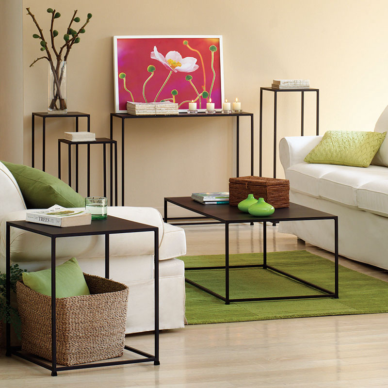 uptown modern table collection
