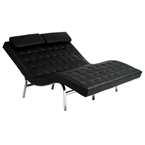 Vasteras Double Chaise Lounge
