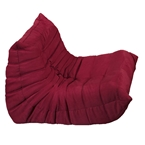 wave chair in red