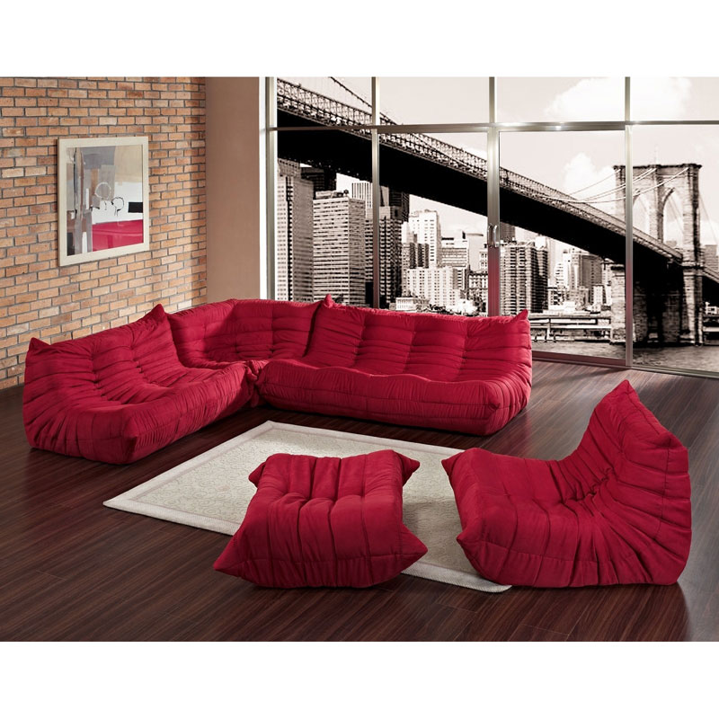Wave Modern Sectional Sofa