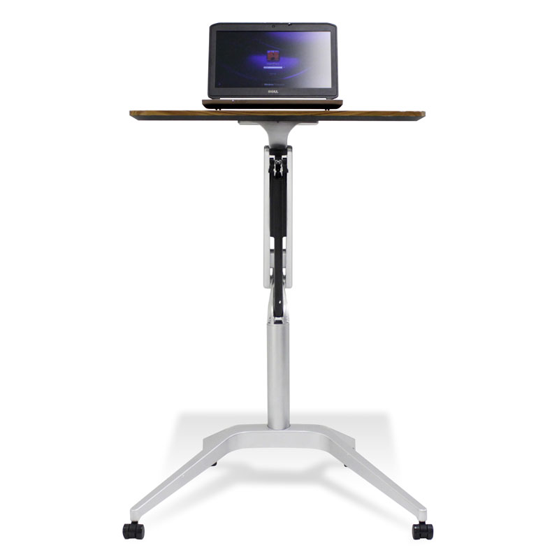 Workpad Adjustable Desk - Front View