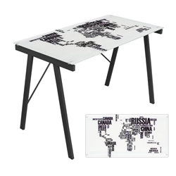 World Traveller Modern Desk