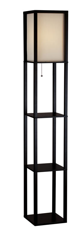 modern furniture | wright shelf floor lamp | modern floor lamps