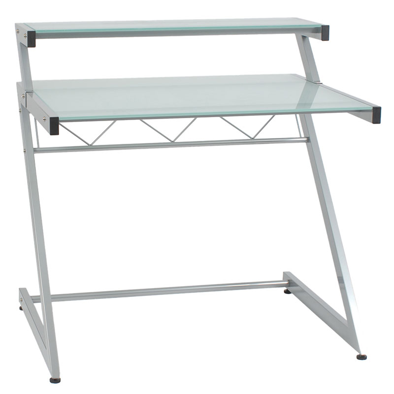 Ziegler Small Desk with Shelf