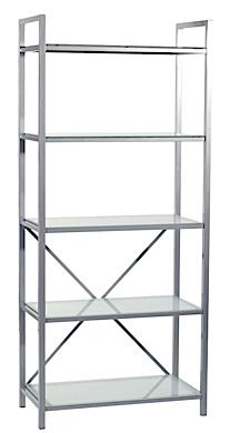 Madrid 5-Shelf Etagere